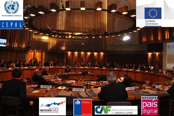"""CEPAL, País Digital, SUBTEL y CAF realizarán Seminario Internacional """"Promoviendo la computación en la nube en Europa y América Latina"""""""