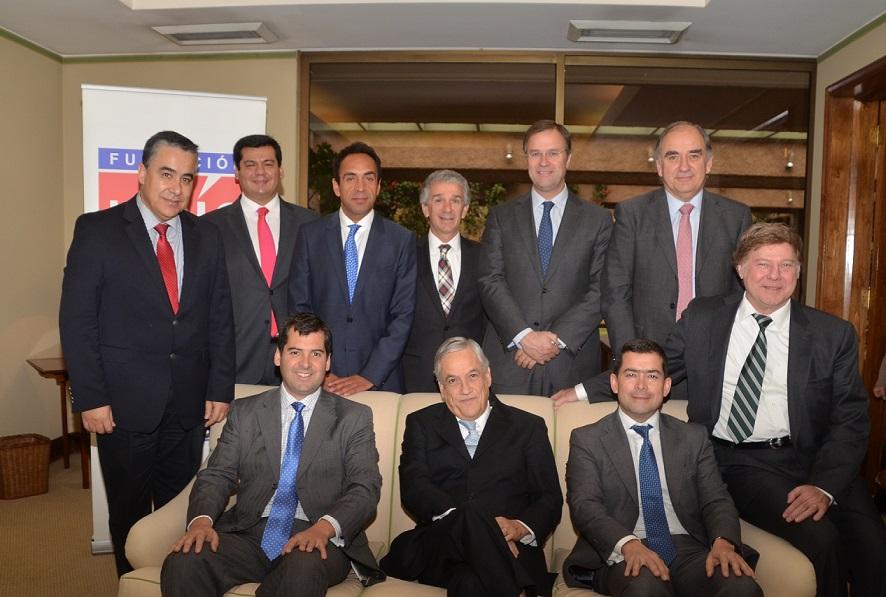 Ex mandatario Sebastián Piñera invitado a último comité ejecutivo de País Digital