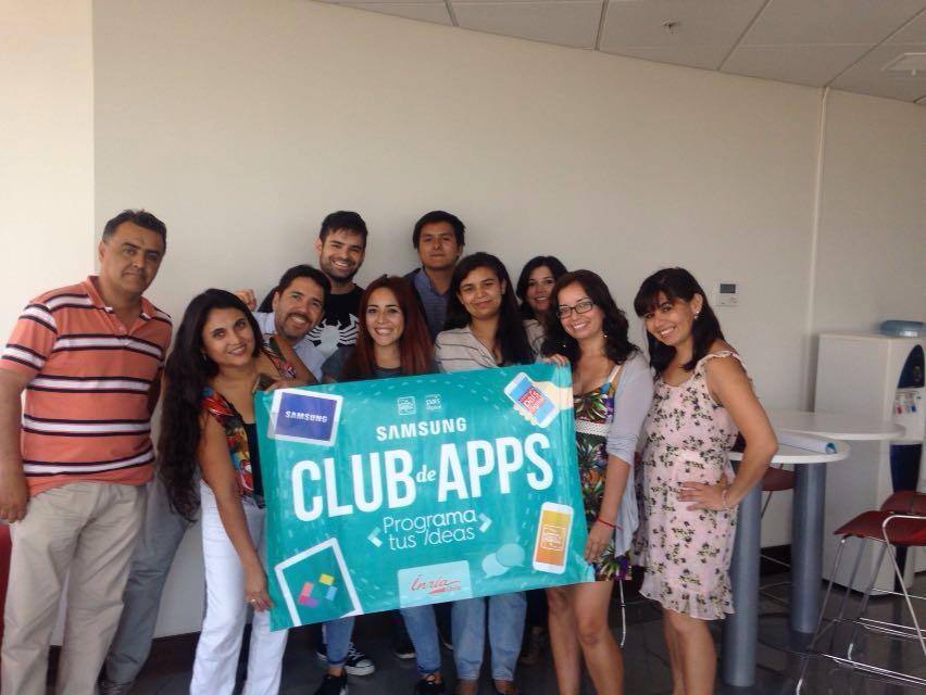 Cien profesores aprendieron a programar aplicaciones móviles en taller Programa tus Ideas