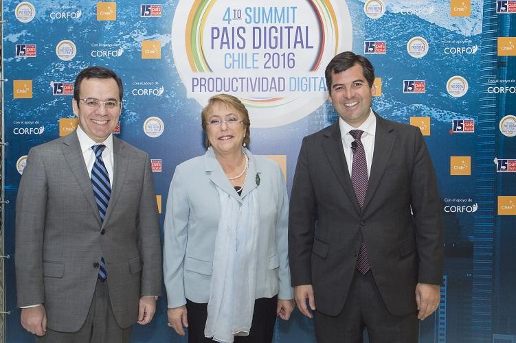 Apostar por lo digital será clave para aumentar la productividad del país