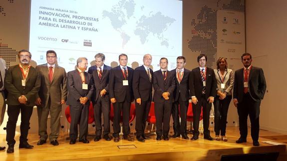 """Juan Luis Núñez participa del foro Futuro en Español """"Innovación: Propuestas para el desarrollo de América Latina y España"""""""