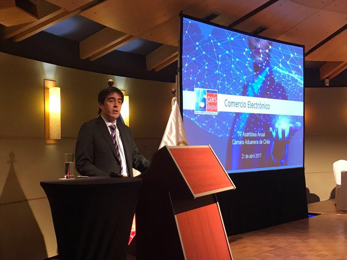 País Digital participó en Asamblea Anual de Cámara Aduanera de Chile en Viña del Mar