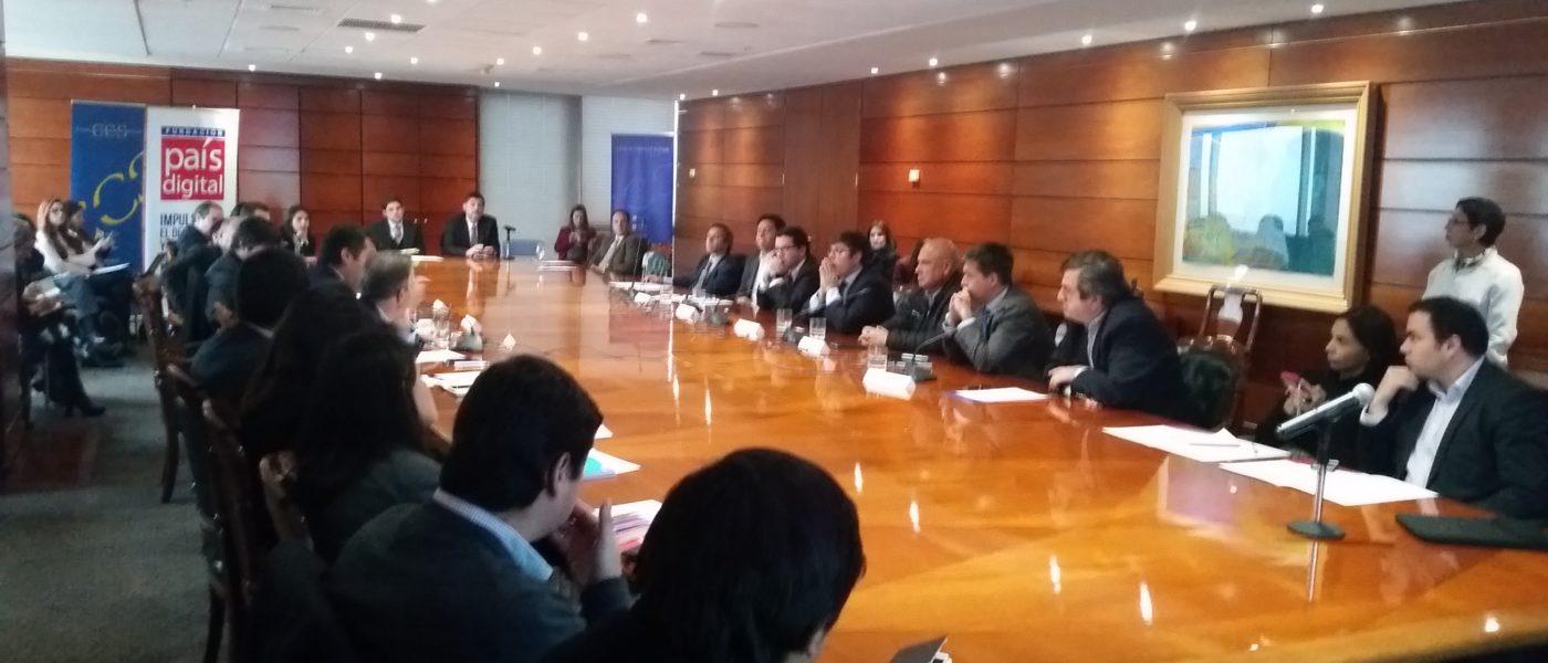 Destacados ejecutivos de empresas TI se reúnen en el Primer Coloquio sobre Ciberseguridad