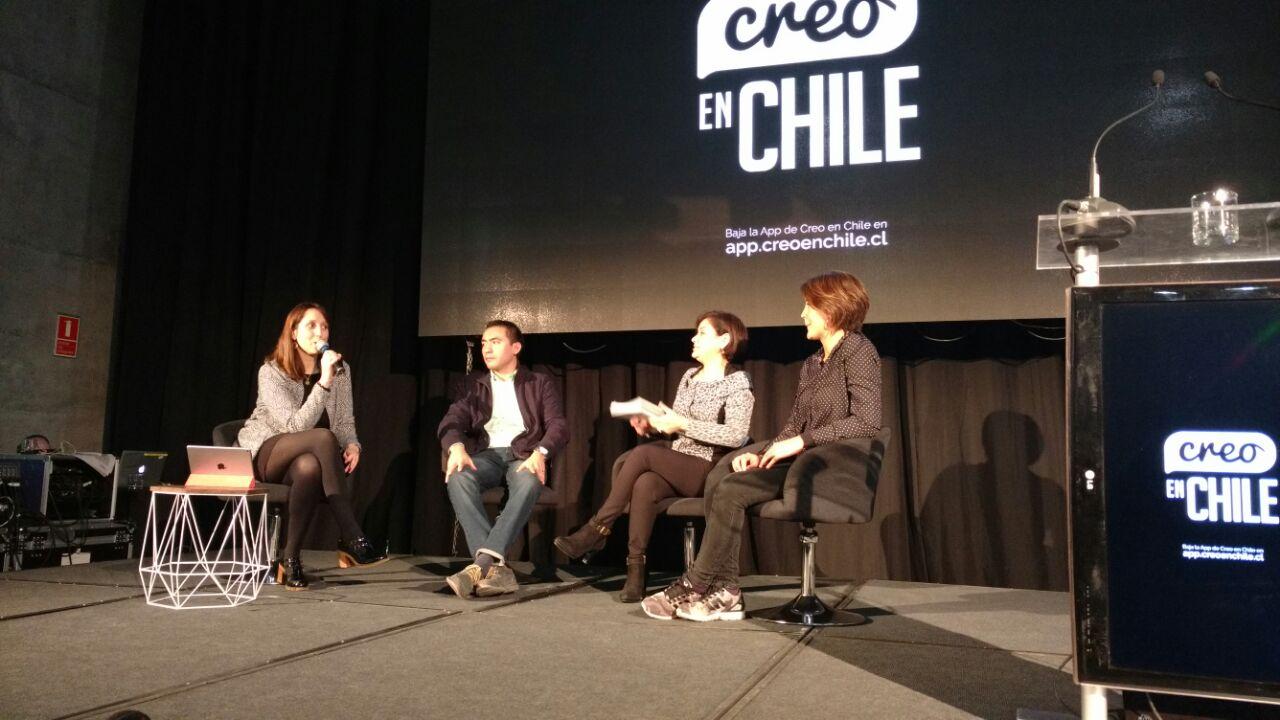 """País Digital participa en """"Creo en Chile"""""""