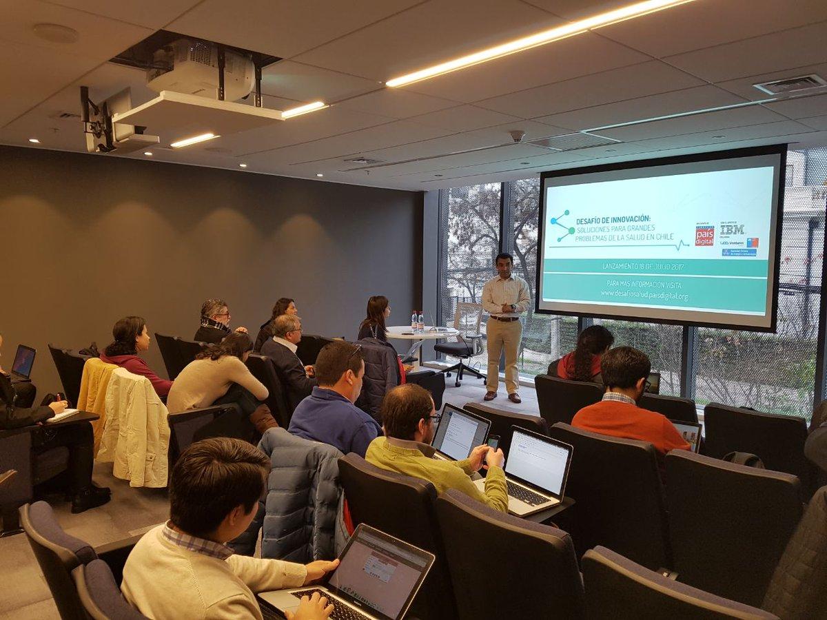 País Digital realiza talleres de Innovación para la Salud