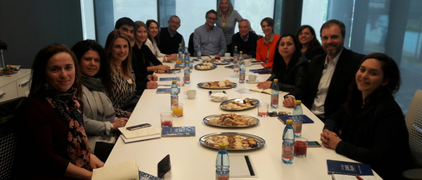 Exitosa reunión de comunicaciones de Fundación País Digital y sus socios