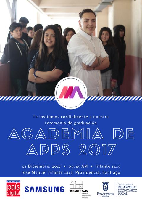 Graduación Academia de Apps Programa tus Ideas