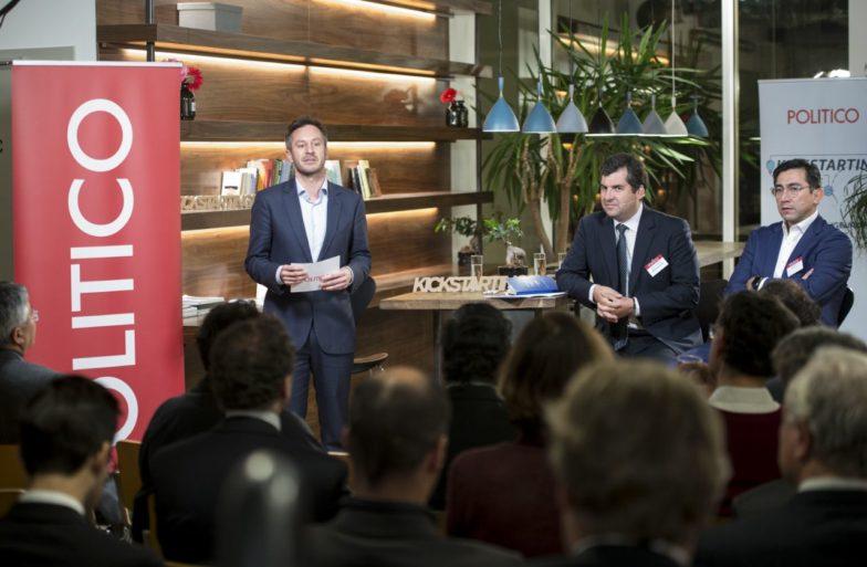 "Único chileno invitado a importante evento ""POLITICO Europe"""