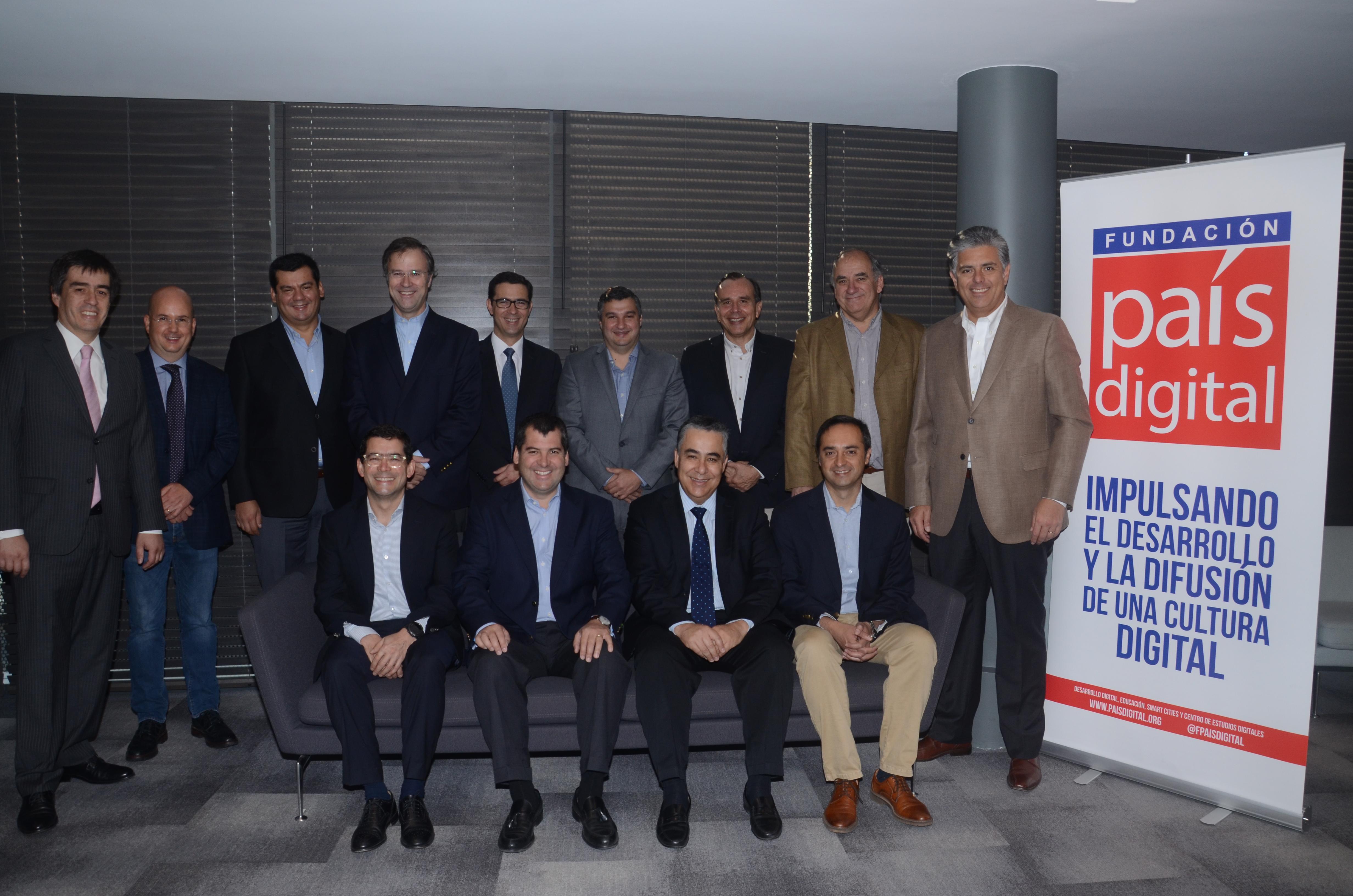 Última reunión de Directorio del año 2017