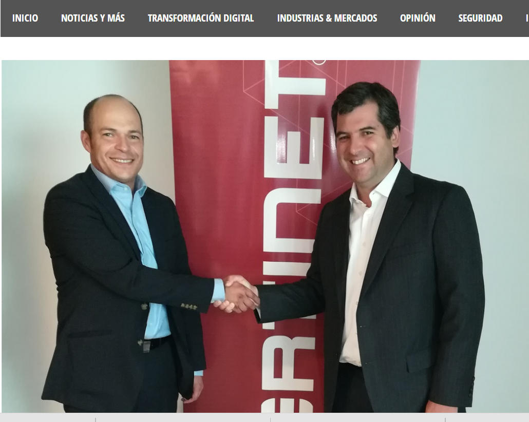 Fortinet se une al directorio de Fundación País Digital
