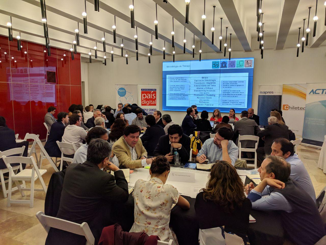 """Industria de Salud diseñara """"Hoja de Ruta"""" para seguir curso de acción de la Transformación Digital"""
