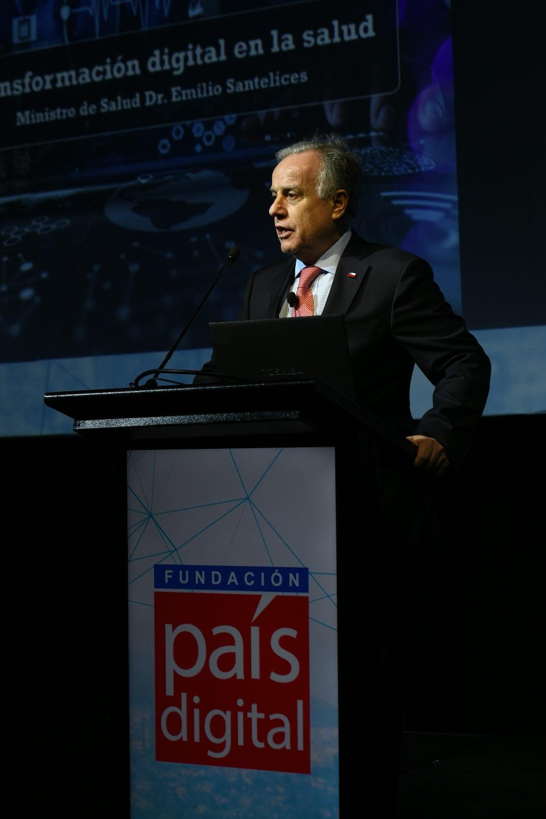 II Simposio Salud: Minsal dio a conocer Nuevo Modelo de Salud Digital para los próximos cuatro año