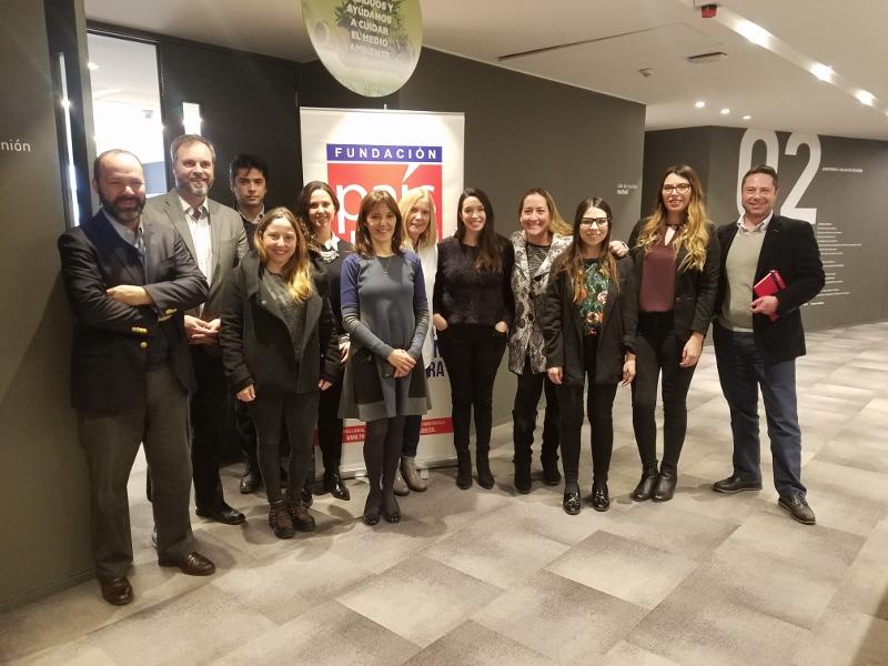 Nueva reunión de los equipos de comunicaciones de socios de la Fundación País Digital