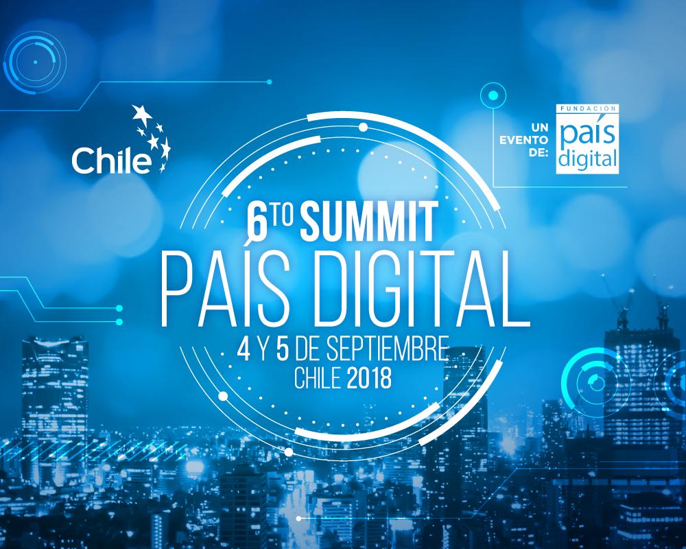 ¿Cómo están impactando la ciberseguridad o el teletrabajo a la sociedad? Summit País Digital 2018 analizará estas y otras tecnologías disruptivas