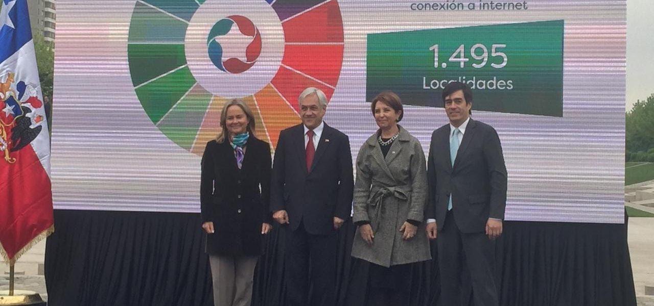 Fundación País Digital integra mesa de trabajo que aborda brecha de conectividad en Chile