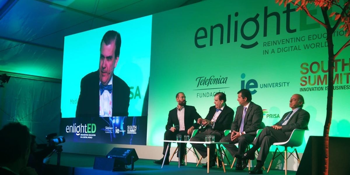 Pelayo Covarrubias participa de EnlightED : Las habilidades humanas serán la llave de los profesionales para afrontar la era digital