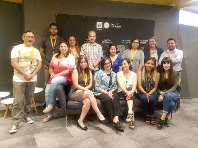 Fundación País Digital en conjunto con Oracle Academy realizaron charla introductoria a la plataforma Oracle Academy