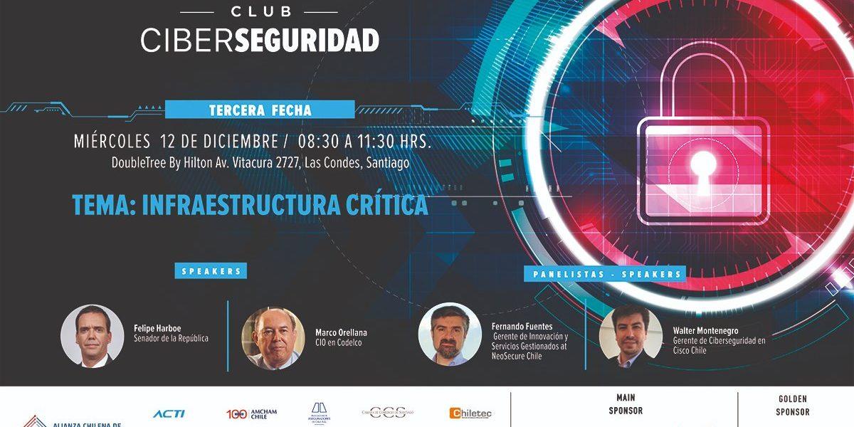 Tercer Encuentro del Ciclo Ciberseguridad
