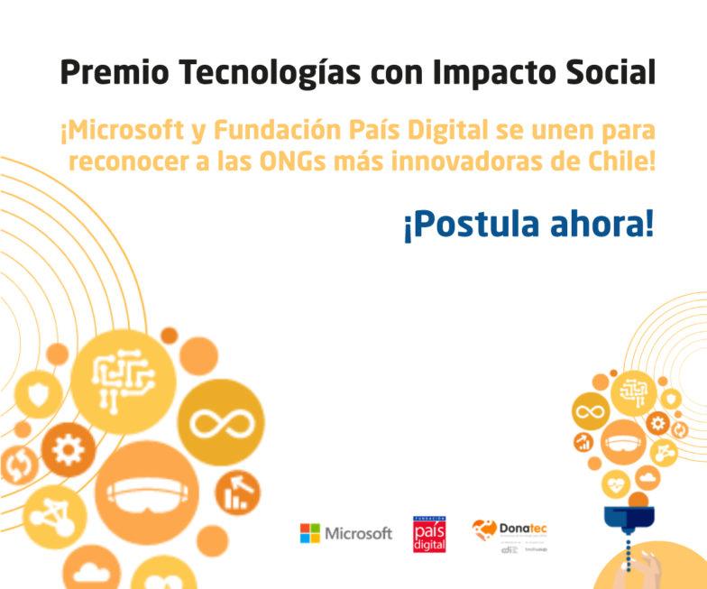 """""""Tecnologías con Impacto Social"""": Reconocimiento a ONGs innovadoras"""