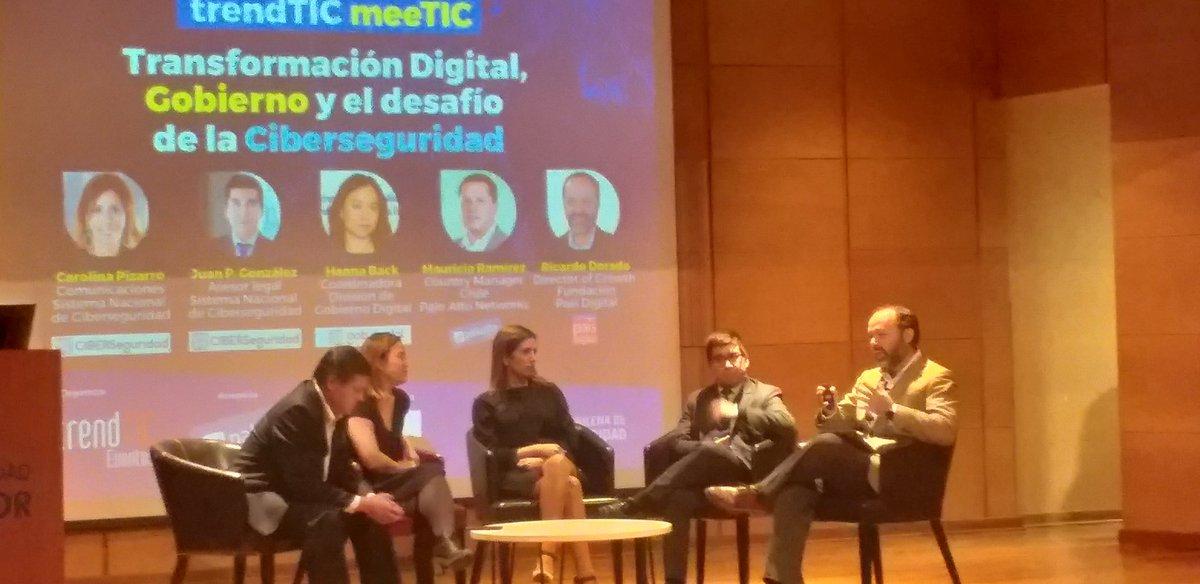 País Digital participa de evento Meetic «Transformación Digital, Gobierno y el desafío de la Ciberseguridad»