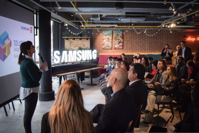Lanzan en Chile nueva versión del concurso de tecnología para escolares «Soluciones para el Futuro»